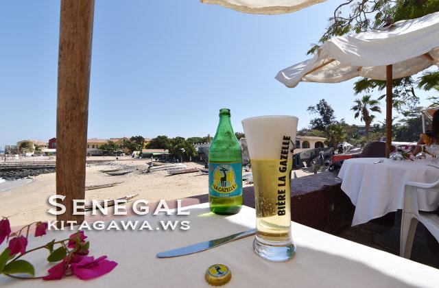 セネガル ビール