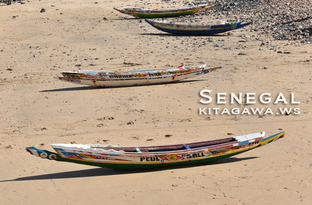 セネガル旅行記