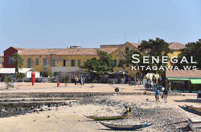 セネガル ゴレ島