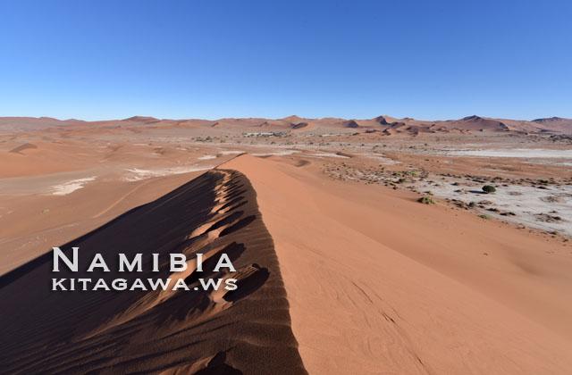 ナミブ砂漠 観光