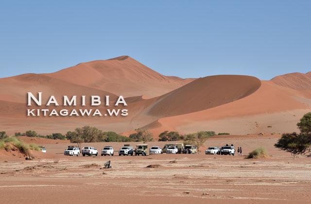 ソススフレイ砂漠見学ツアー