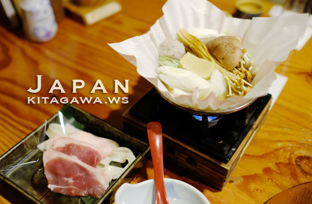 宝川温泉 食事