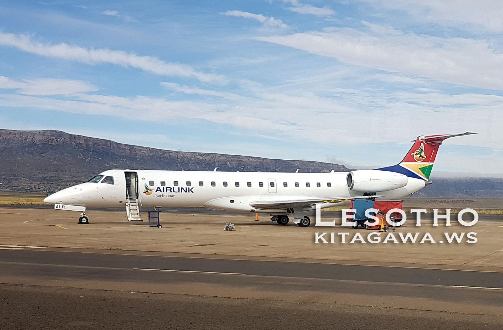 エアリンク Airlink ERJ-140 搭乗記