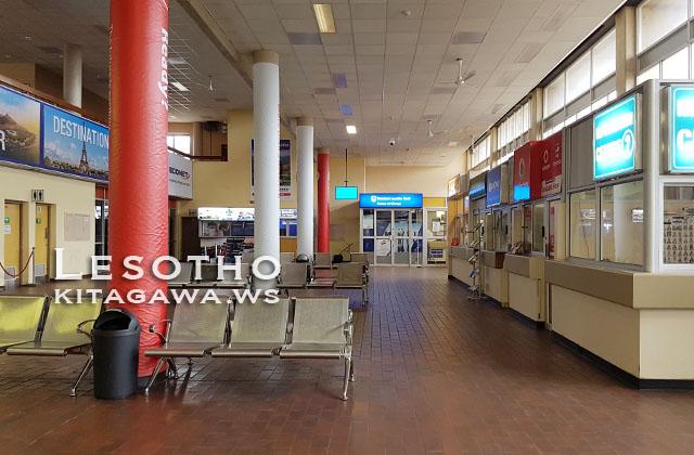 モショエショエ1世国際空港 レソト マセル