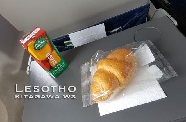 エアリンク機内食