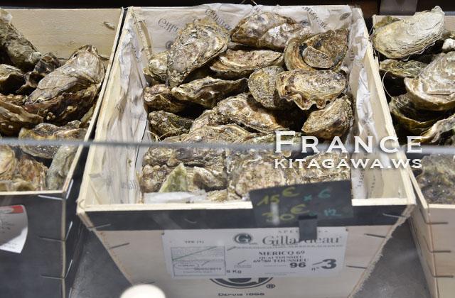 フランス Gillardeau ジラルドー 生牡蠣
