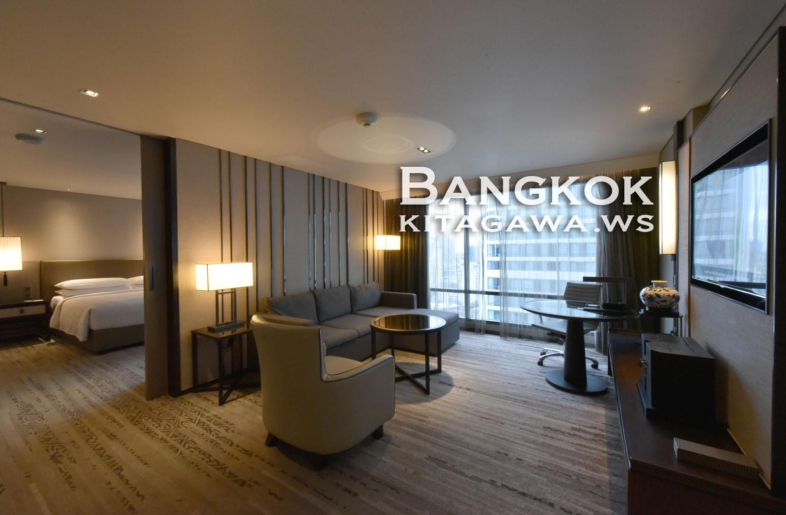 M Suite, Bangkok Marriott Marquis Queen's Park