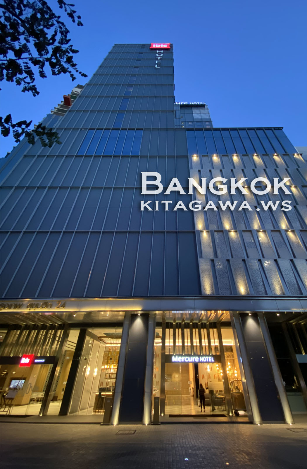 Mercure Ibis Bangkok Sukhumvit 24