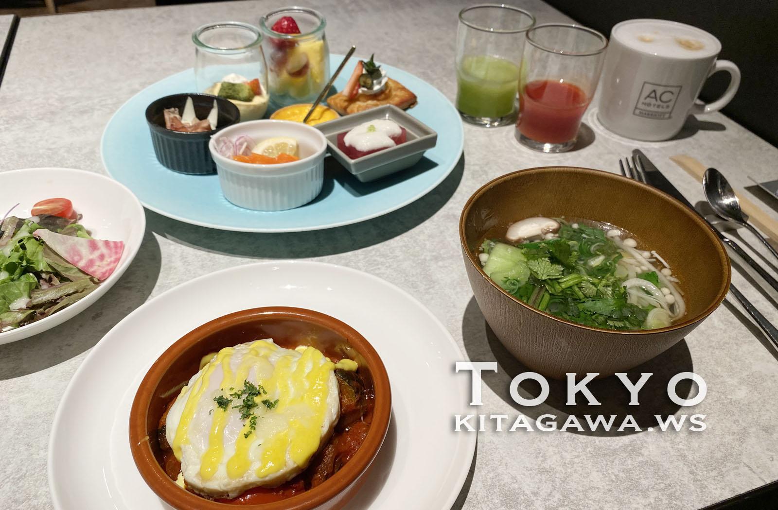 ACホテル銀座 朝食