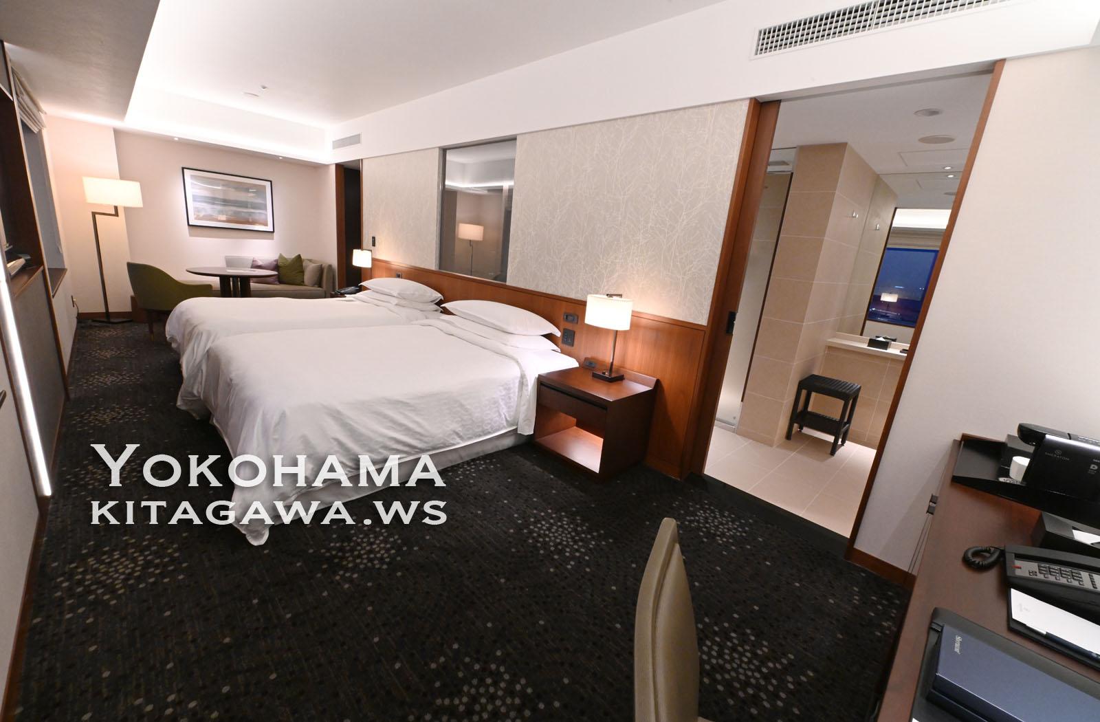 横浜ベイシェラトンホテル&タワーズ 宿泊記