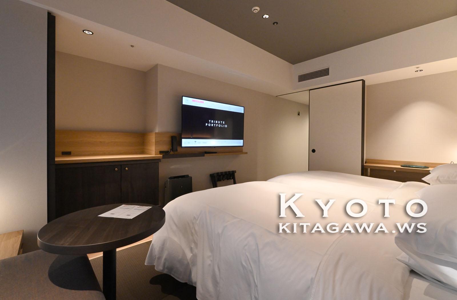 HIYORIチャプター京都 トリビュートポートフォリオホテル宿泊記
